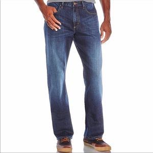 3/$25 Wrangler Authentic relaxed jeans